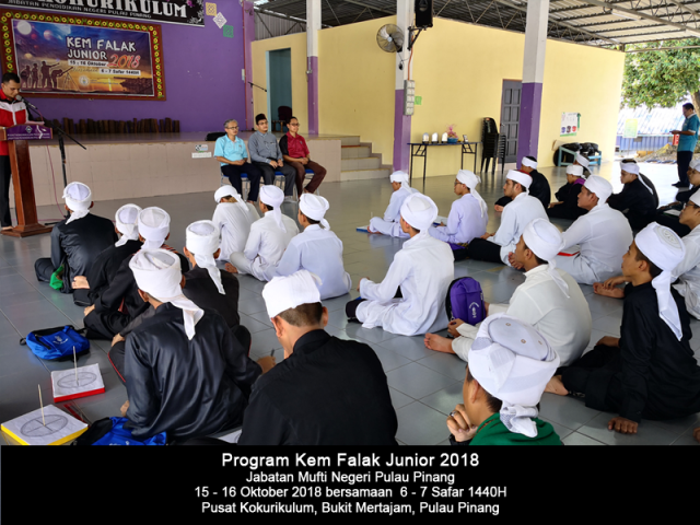 Program Kem Falak Junior 2018